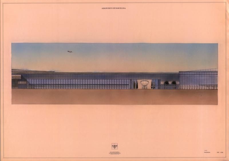 Terminal 2 de l'Aeroport del Prat