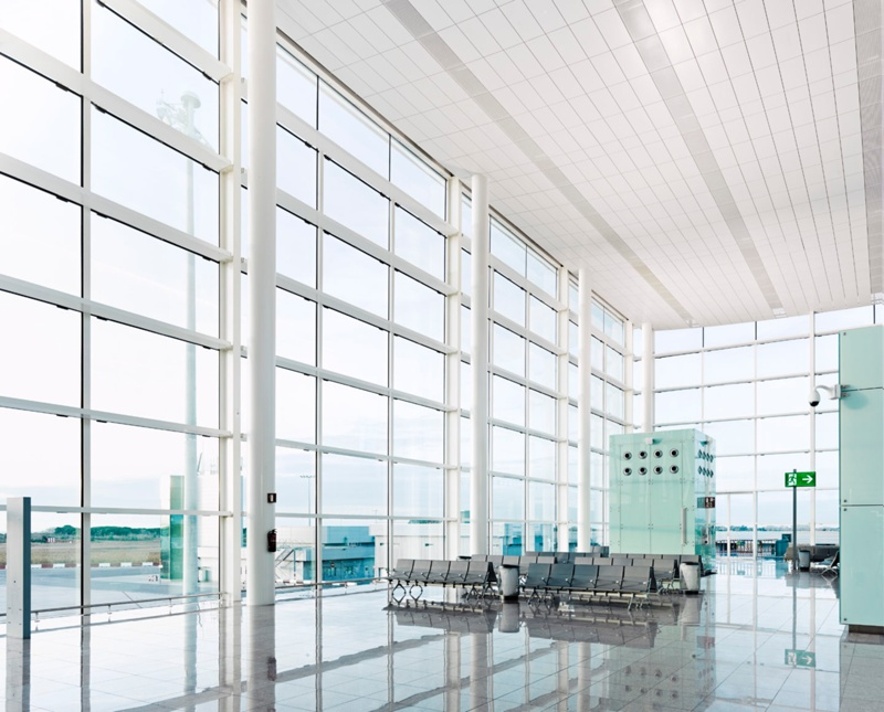 Terminal 1 de l'Aeroport del Prat