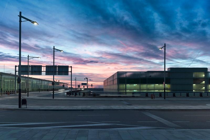 Terminal 1 del Aeropuerto del Prat