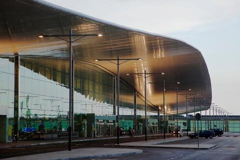 El Prat Airport Terminal 1