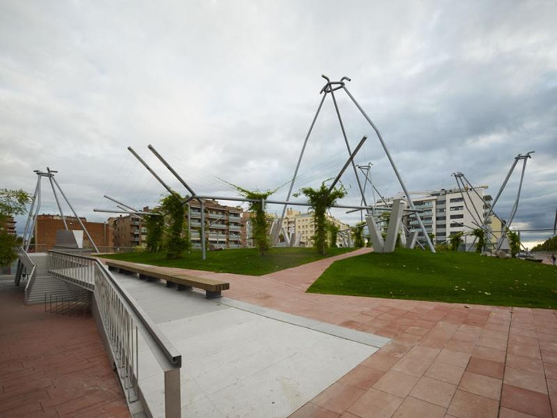 Plaça de Blas Infante