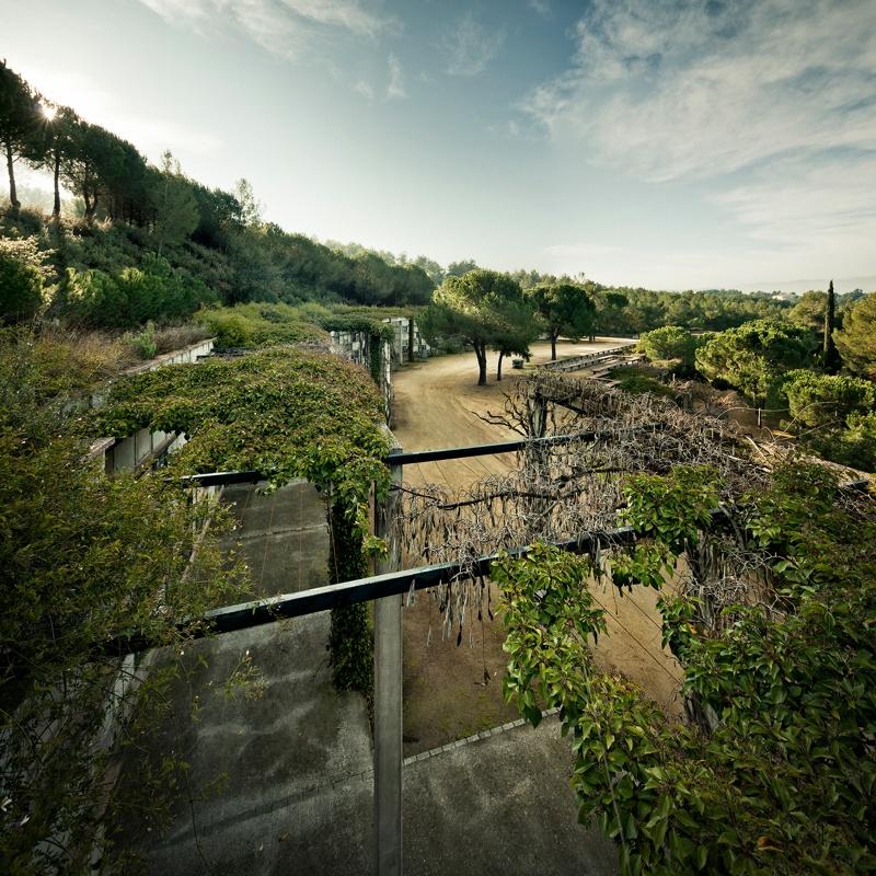 Cementerio les Roques Blanques
