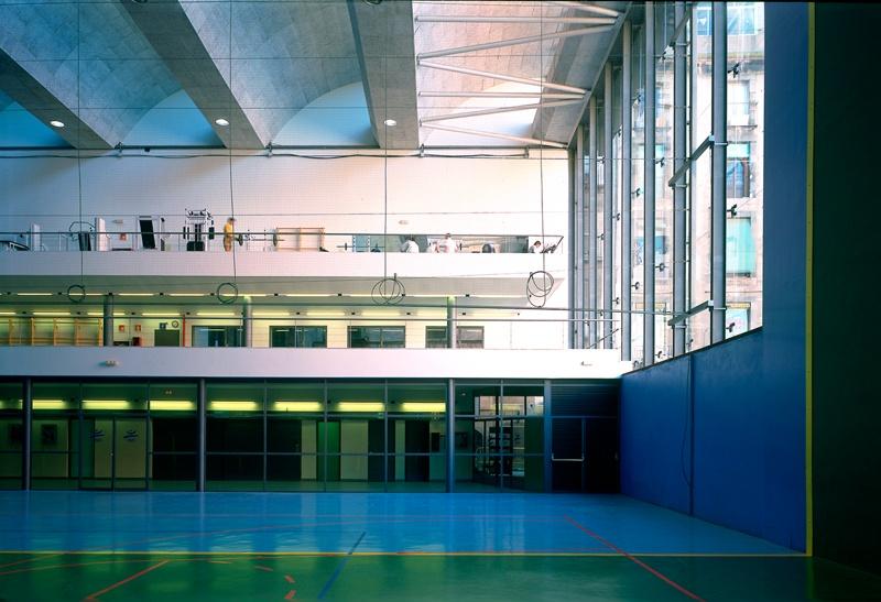 Colom Pelota Court