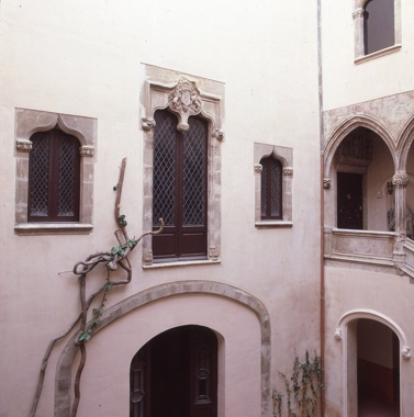 Rehabilitació del Palau Solferino-Centelles