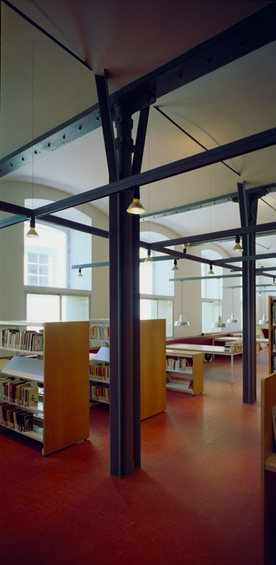 Biblioteca Pública Torres Amat