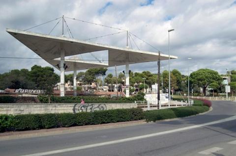 Politur Tourist Complex Service Building