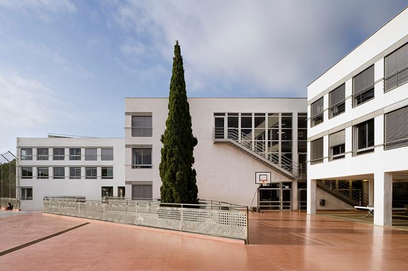 Ampliació de l'Escola Costa i Llobera
