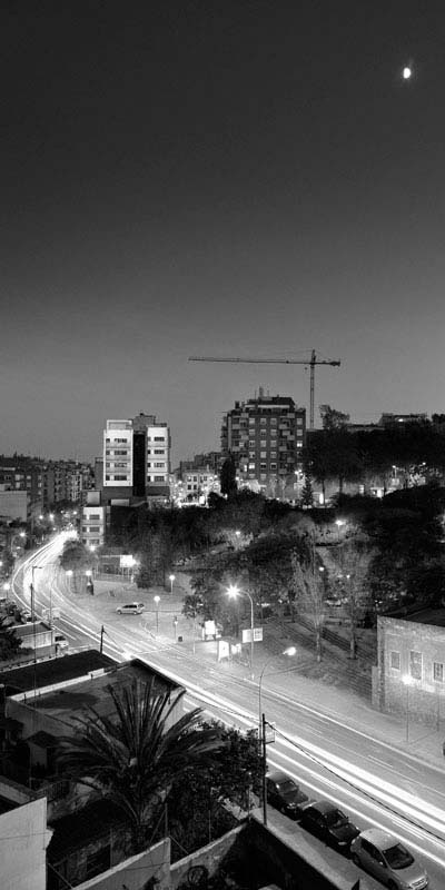 Habitatges Vallcarca 99-101