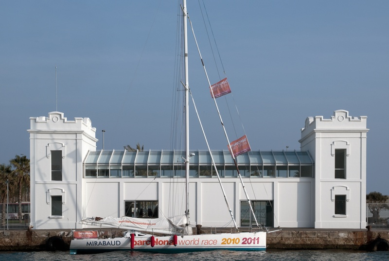 Barcelona World Race Interpretation Centre