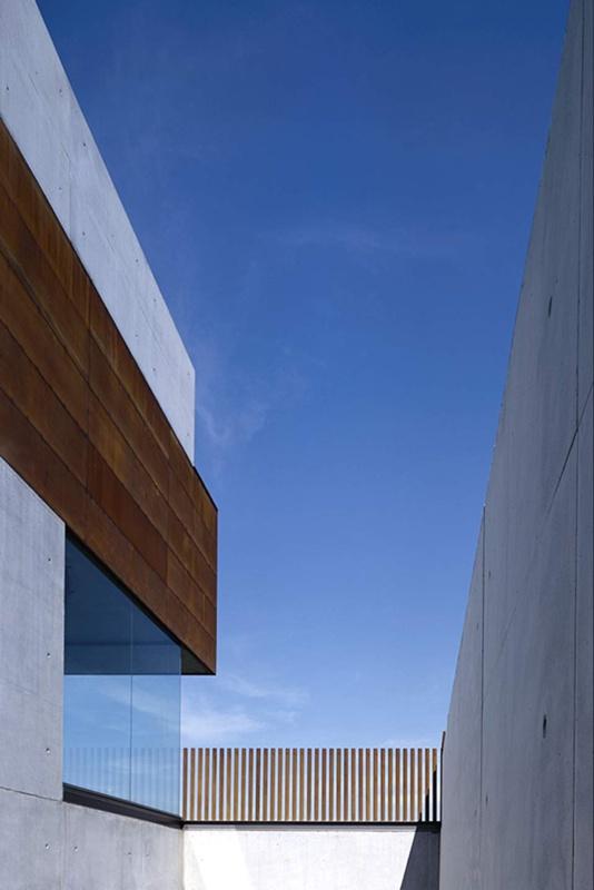 Edifici de l'Institut Botànic de Barcelona CSIC
