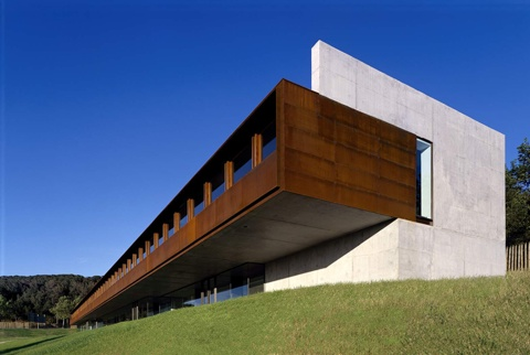 Edificio del Instituto Botánico de Barcelona CSIC