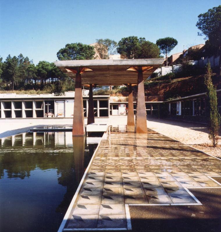 Intervencions al Cementiri Vell de Girona