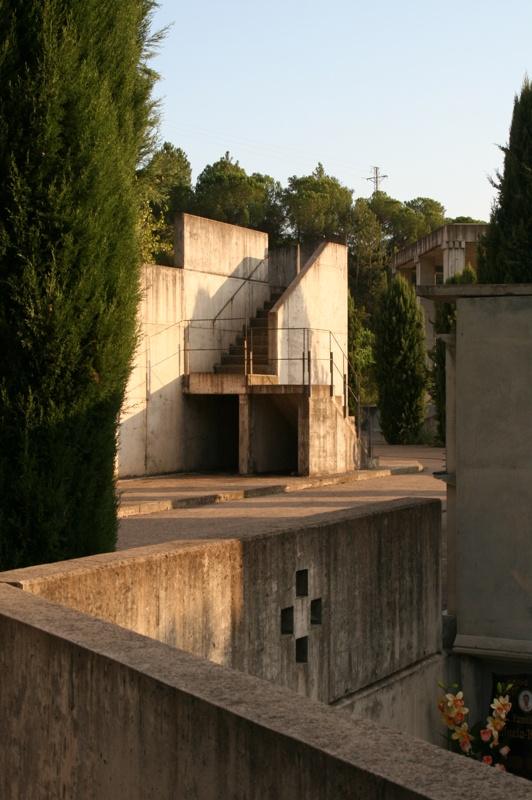Cementerio Nuevo de Girona