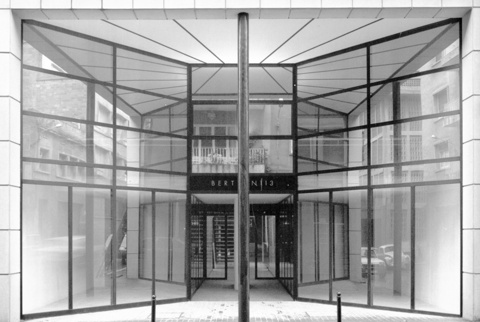 Edificio de Viviendas Bertran 113