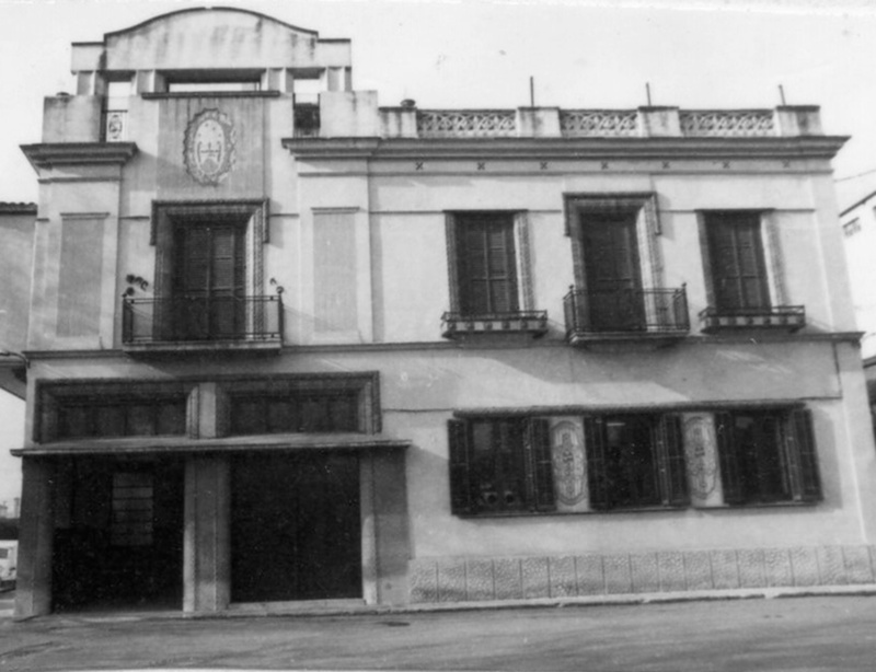 Casa Ensesa y Farinera Monserrat