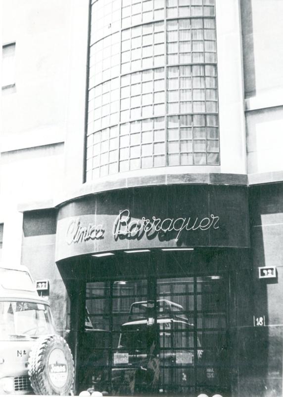 Clínica Oftalmològica Barraquer
