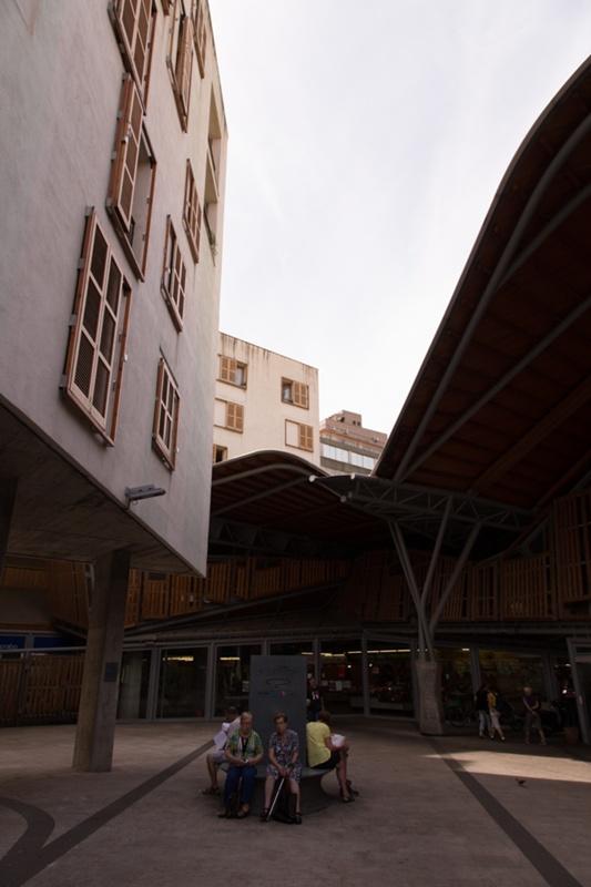 Habitatges per a Ancians Santa Caterina