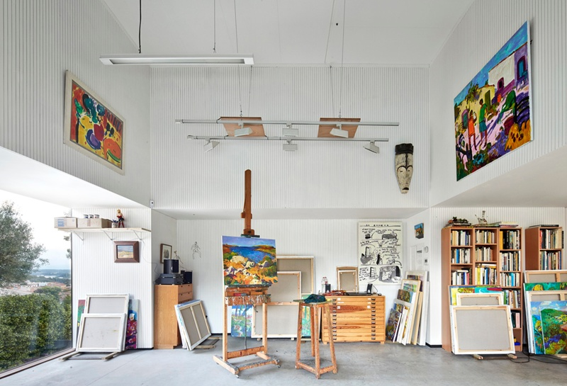 Studio for a Painter