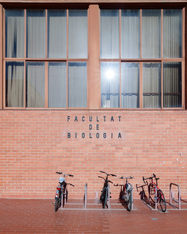 Faculty of Biology of the UB