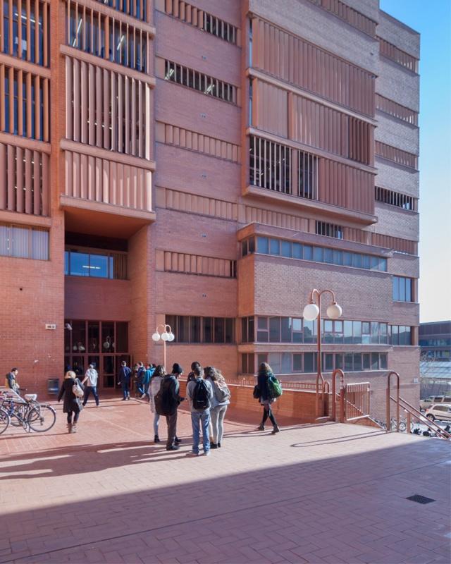 Facultad de Biología de la UB