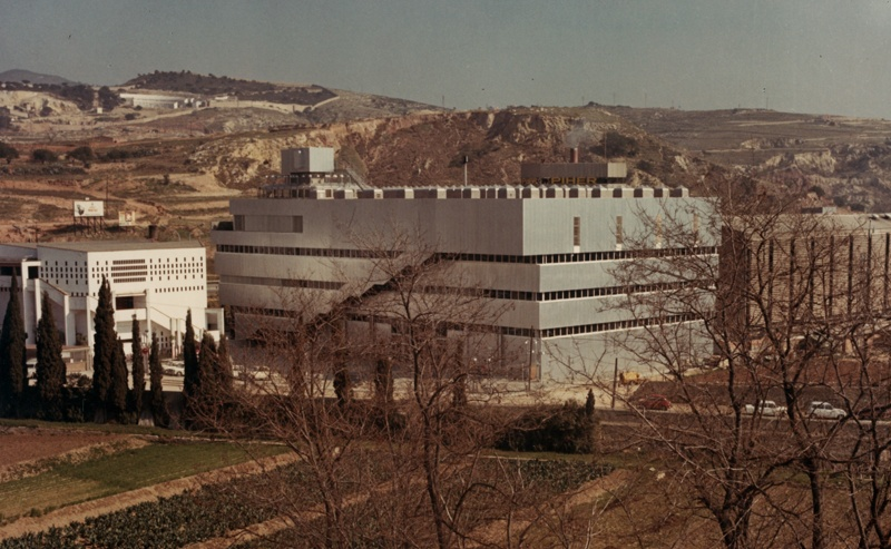 Fàbrica PIHER Badalona (Fase 3)