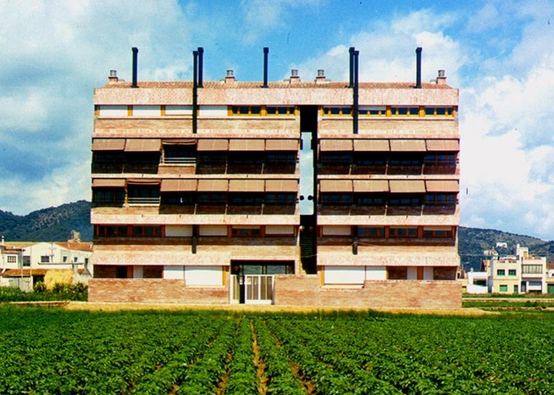 Apartaments per als Mestres de l'Escola Sant Jordi (Fase 1)