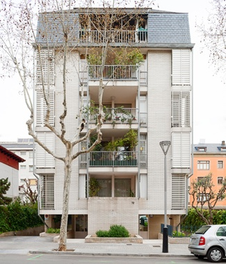 Pau Alcover Dwellings