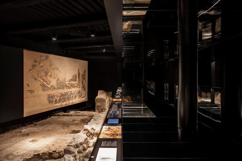 Adeqüació del Jaciment Romà Domus Avinyó per al MUHBA