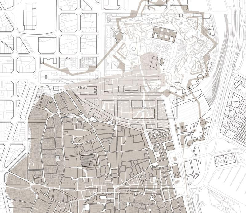 Urbanització dels Entorns del Mercat del Born
