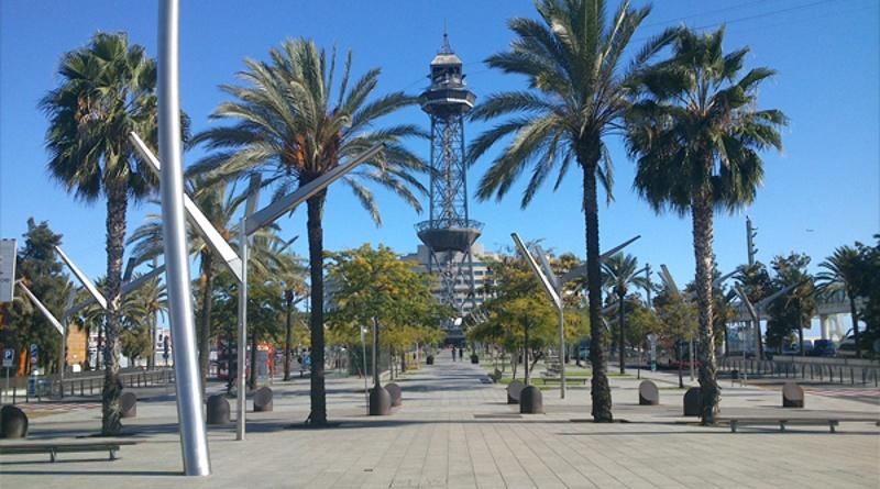 Passeig del Moll de Barcelona
