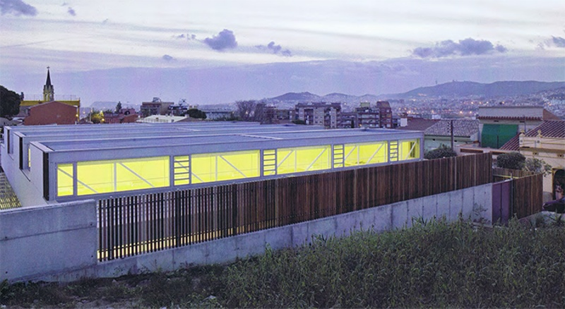 Pabellón Deportivo Joan del Moral