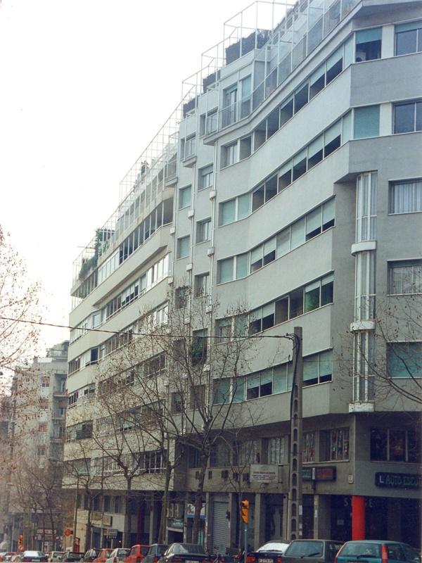 Habitatges Sant Quintí I