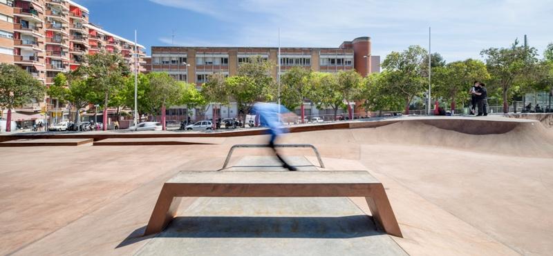 Nou Barris Skate Park