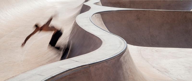 Skate Park Nou Barris