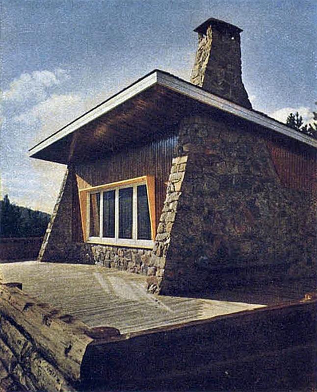 Refugio de Montaña