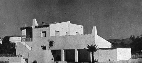 Pérez Mañanet House
