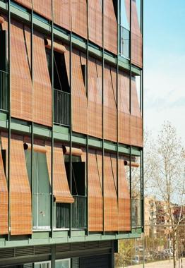 18 Social Housing Units in Avinguda Riera de Sant Llorenç