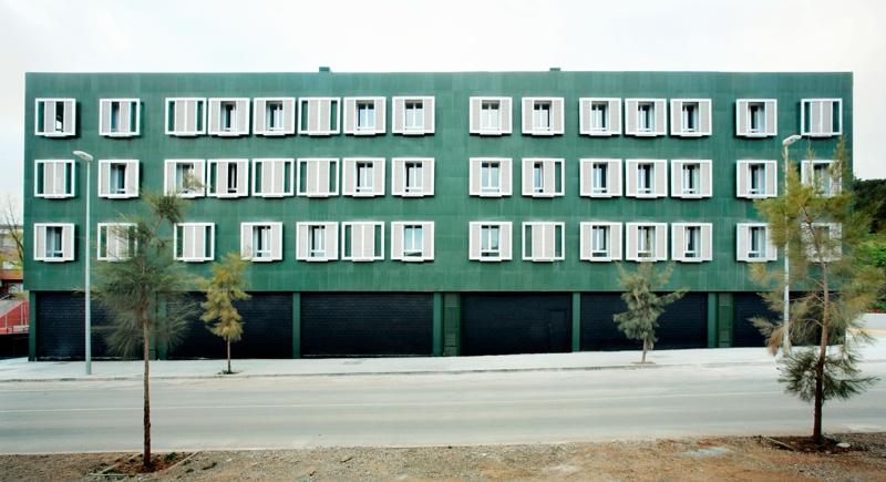 18 Habitatges Socials Riera de St. Llorenç