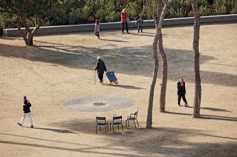 Rehabilitation of Joan Oliver Park