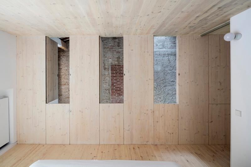 Reforma de Casa entre Medianeras Laureà Miró