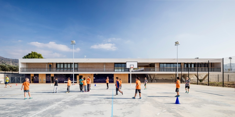 Escola Montserrat Vayreda