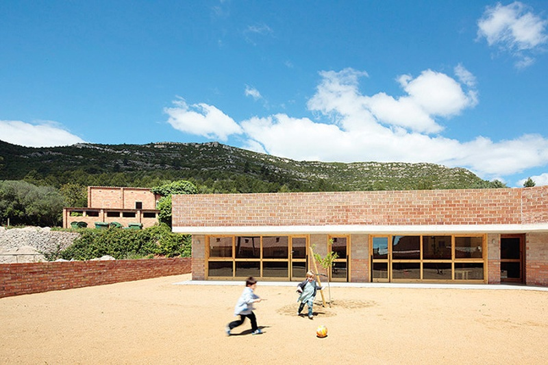 Escuela Pratdip