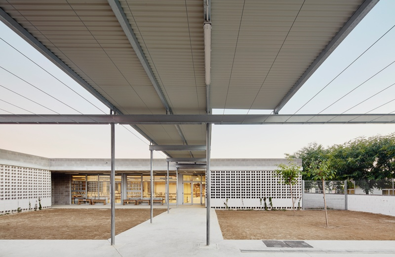 Remodelling and Extension of Sant Jordi Infant and Primary School
