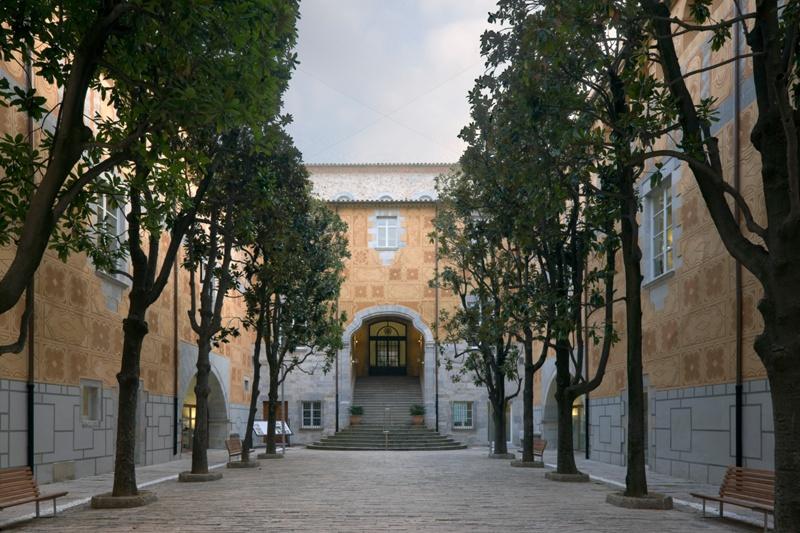 Generalitat de Catalunya Government Headquarters in Girona