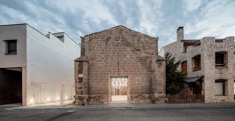 Església de Vilanova de la Barca