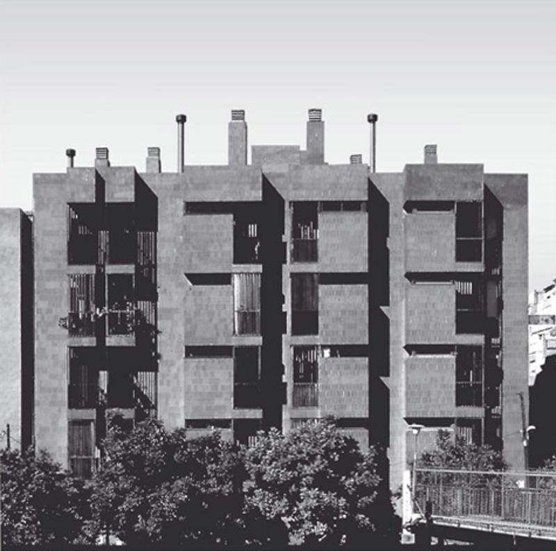 Edifici d'Habitatges Via Augusta