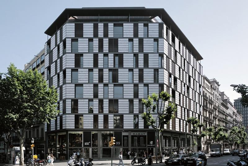 Edifici d'Habitatges Passeig de Gràcia 99