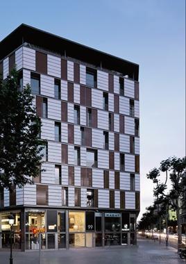 Edificio de Viviendas Passeig de Gràcia 99