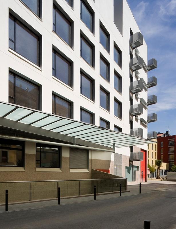 Edifici d'Oficines per a la UGT