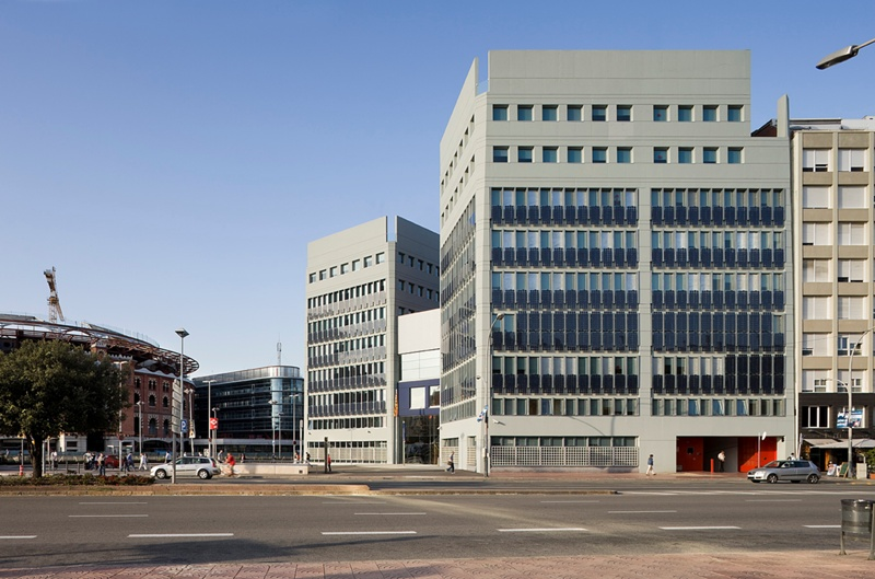 Comissaria Central dels Mossos d'Esquadra